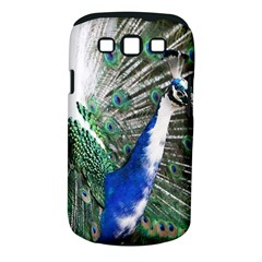 Animal Photography Peacock Bird Samsung Galaxy S Iii Classic Hardshell Case (pc+silicone)