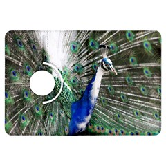 Animal Photography Peacock Bird Kindle Fire Hdx Flip 360 Case