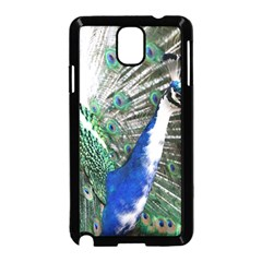 Animal Photography Peacock Bird Samsung Galaxy Note 3 Neo Hardshell Case (black)