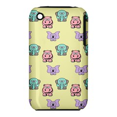 Animals Pastel Children Colorful Iphone 3s/3gs