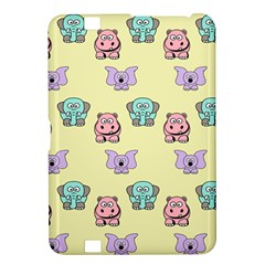 Animals Pastel Children Colorful Kindle Fire Hd 8 9