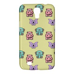 Animals Pastel Children Colorful Samsung Galaxy Mega 6 3  I9200 Hardshell Case