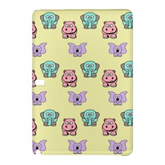 Animals Pastel Children Colorful Samsung Galaxy Tab Pro 10 1 Hardshell Case