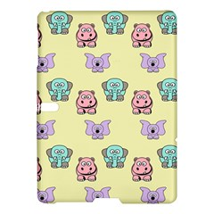 Animals Pastel Children Colorful Samsung Galaxy Tab S (10 5 ) Hardshell Case