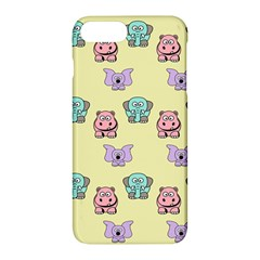 Animals Pastel Children Colorful Apple Iphone 7 Plus Hardshell Case