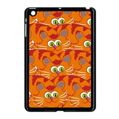 Animals Pet Cats Mammal Cartoon Apple Ipad Mini Case (black)