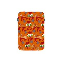 Animals Pet Cats Mammal Cartoon Apple Ipad Mini Protective Soft Cases