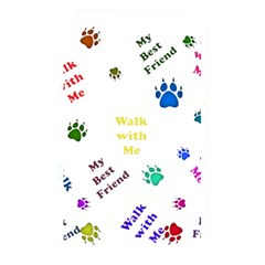 Animals Pets Dogs Paws Colorful Memory Card Reader