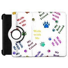 Animals Pets Dogs Paws Colorful Kindle Fire Hd 7
