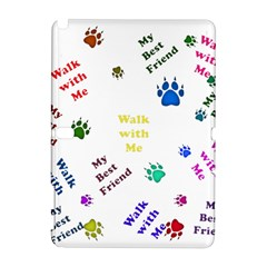 Animals Pets Dogs Paws Colorful Galaxy Note 1