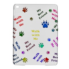Animals Pets Dogs Paws Colorful Ipad Air 2 Hardshell Cases