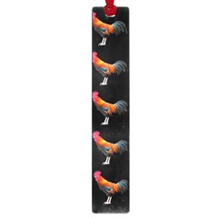 Background Pattern Chicken Fowl Large Book Marks