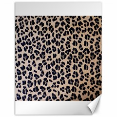 Background Pattern Leopard Canvas 12  X 16