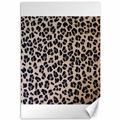 Background Pattern Leopard Canvas 12  X 18
