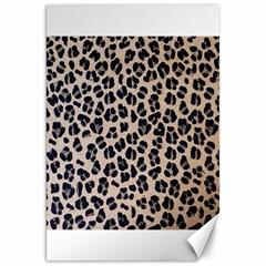 Background Pattern Leopard Canvas 20  X 30