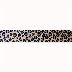 Background Pattern Leopard Small Bar Mats