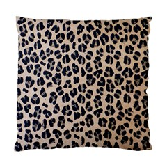 Background Pattern Leopard Standard Cushion Case (two Sides)