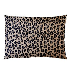 Background Pattern Leopard Pillow Case