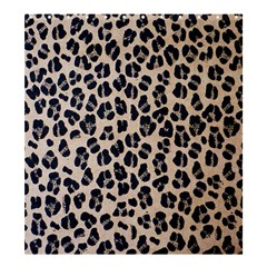 Background Pattern Leopard Shower Curtain 66  X 72  (large)