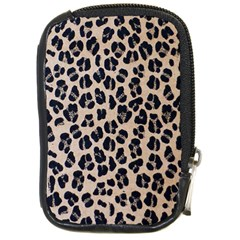 Background Pattern Leopard Compact Camera Cases