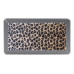 Background Pattern Leopard Memory Card Reader (Mini)