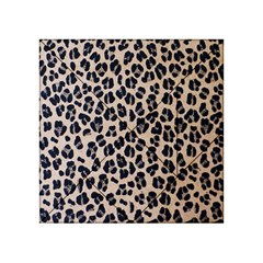 Background Pattern Leopard Acrylic Tangram Puzzle (4  X 4 )