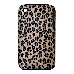 Background Pattern Leopard Iphone 3s/3gs