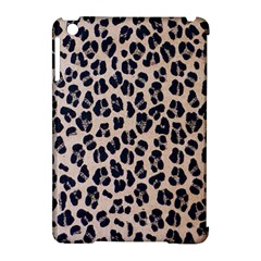 Background Pattern Leopard Apple Ipad Mini Hardshell Case (compatible With Smart Cover)