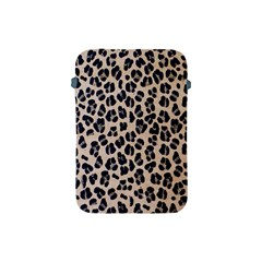 Background Pattern Leopard Apple Ipad Mini Protective Soft Cases