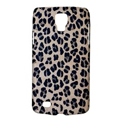 Background Pattern Leopard Galaxy S4 Active