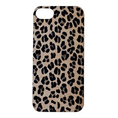 Background Pattern Leopard Apple Iphone 5s/ Se Hardshell Case