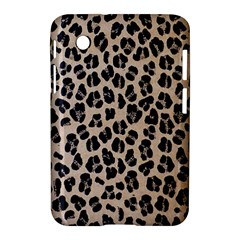 Background Pattern Leopard Samsung Galaxy Tab 2 (7 ) P3100 Hardshell Case