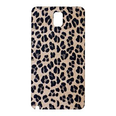 Background Pattern Leopard Samsung Galaxy Note 3 N9005 Hardshell Back Case