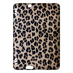 Background Pattern Leopard Kindle Fire Hdx Hardshell Case