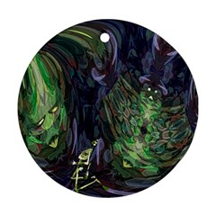 Backdrop Background Abstract Ornament (round)