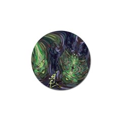 Backdrop Background Abstract Golf Ball Marker (10 Pack)