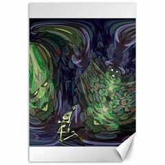 Backdrop Background Abstract Canvas 24  X 36