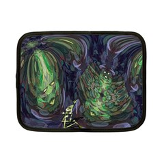 Backdrop Background Abstract Netbook Case (small)