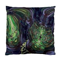 Backdrop Background Abstract Standard Cushion Case (one Side)
