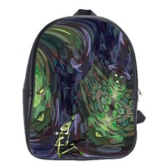 Backdrop Background Abstract School Bags(large)