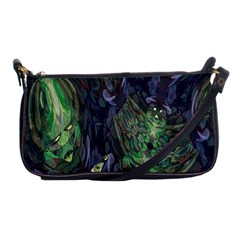 Backdrop Background Abstract Shoulder Clutch Bags