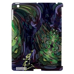 Backdrop Background Abstract Apple Ipad 3/4 Hardshell Case (compatible With Smart Cover)