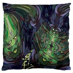 Backdrop Background Abstract Large Cushion Case (two Sides)
