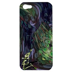 Backdrop Background Abstract Apple Iphone 5 Hardshell Case