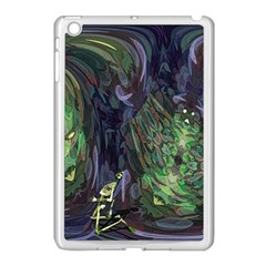Backdrop Background Abstract Apple Ipad Mini Case (white)