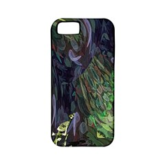Backdrop Background Abstract Apple Iphone 5 Classic Hardshell Case (pc+silicone)