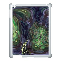Backdrop Background Abstract Apple Ipad 3/4 Case (white)