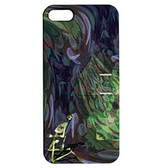 Backdrop Background Abstract Apple Iphone 5 Hardshell Case With Stand