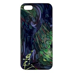 Backdrop Background Abstract Apple Iphone 5 Premium Hardshell Case