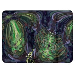 Backdrop Background Abstract Samsung Galaxy Tab 7  P1000 Flip Case